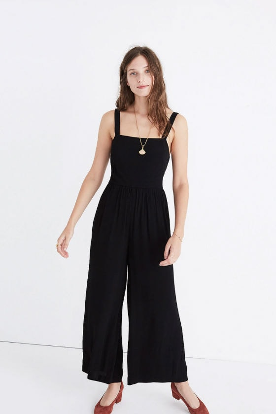 Madewell jumpsuit summer 2018