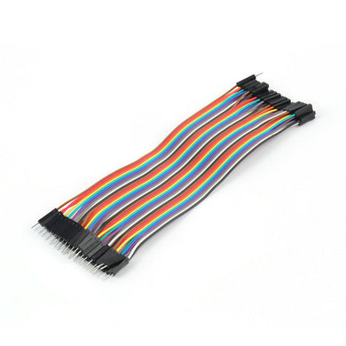 High Quality Jumper Cable Wires Colorful (Male to Male)