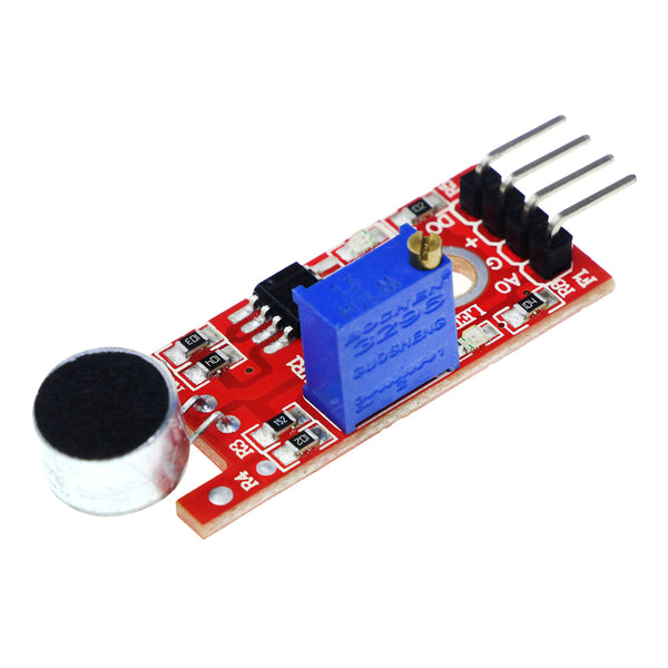 Voice Sound Detection Sensor (Microphone)