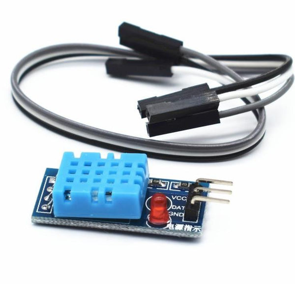 Temperature And Relative Humidity Sensor