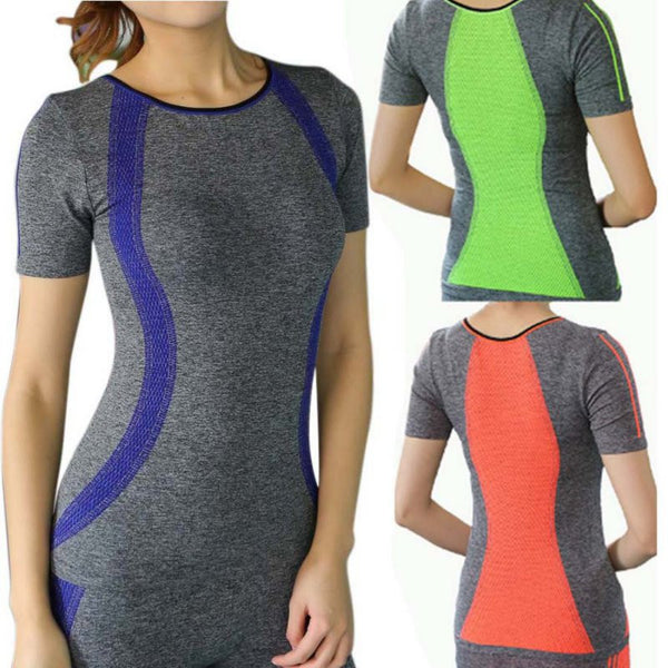 Short Sleeve Dri-Fit Active T-Shirt