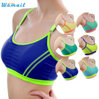 Athletic Style Sports Bra