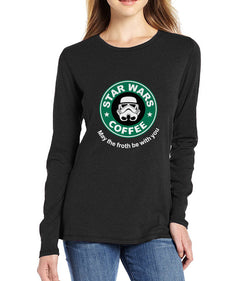 Star Wars Funny Storm Trooper Long Sleeve T-Shirt