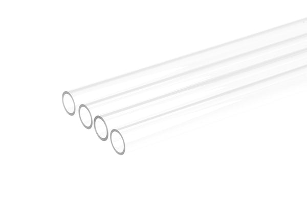 Alphacool HardTube 13/10mm plexi clear 80cm 4 Pack