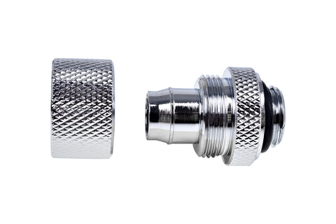 Alphacool Eiszapfen 13/10mm compression fitting G1/4 - chrome