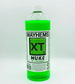 Mayhems XT-1 Nuke V2 UV Green Premixed 1Ltr
