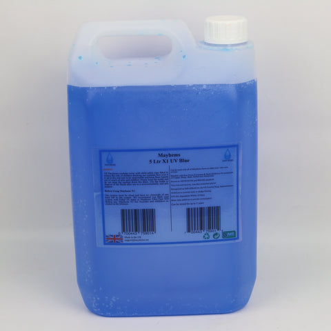 X1 - UV Blue 5ltr
