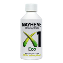 Mayhems X1 V2 - UV Yellow / Green 250ml Concentrated