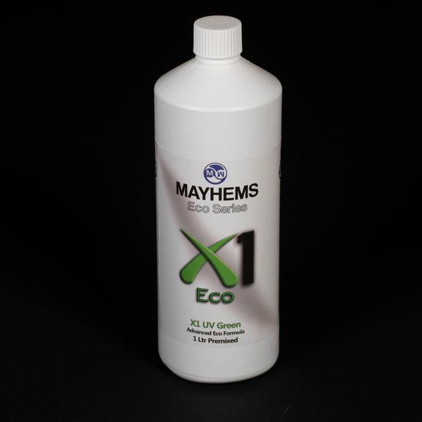 Mayhems X1 UV Green 1 Ltr Premixed V2