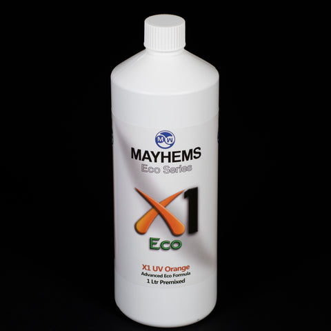 Mayhems X1 UV Orange 1 Ltr Premixed V2
