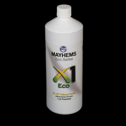 Mayhems X1 UV Yellow Green 1 Ltr Premixed V2