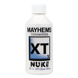 Mayhems XT-1 Nuke V2 UV Clear Blue Concentrate 250ml