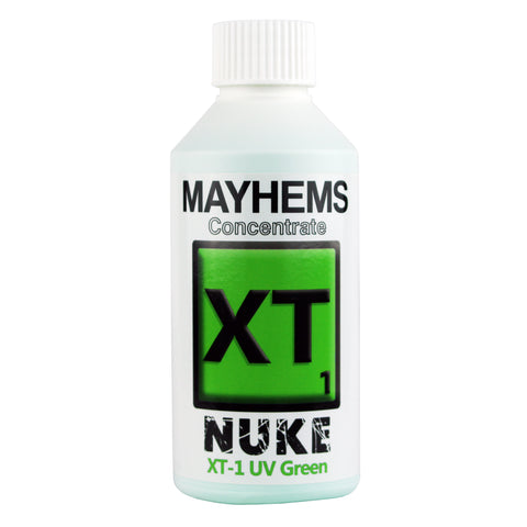 Mayhems XT-1 Nuke V2 UV Green Concentrate 250ml