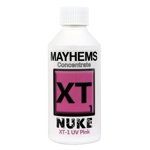 Mayhems XT-1 Nuke V2 UV Pink Concentrate 250ml