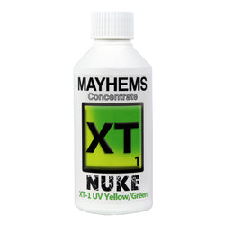 Mayhems XT-1 Nuke V2 UV Yellow Green Concentrate 250ml