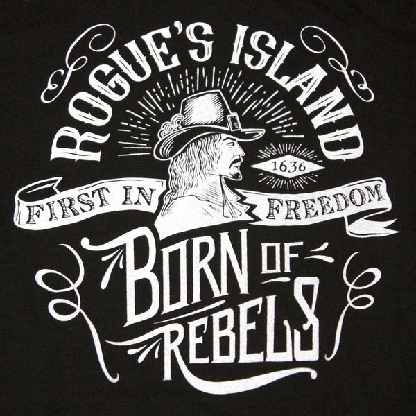 Born Of Rebels