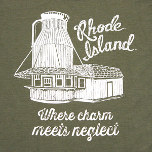Where Charm Meets Neglect Women's Cut