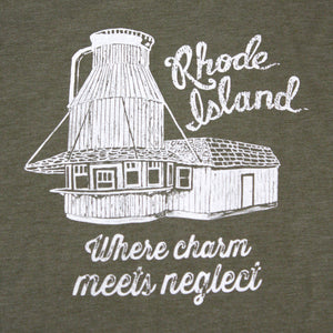Where Charm Meets Neglect - Hoodie