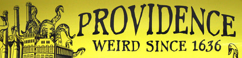 Providence Weird - Bumper Sticker