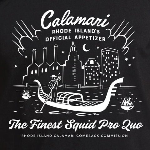 Calamari! - Womens cut