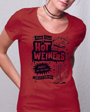 Hot Weiners Ladies T