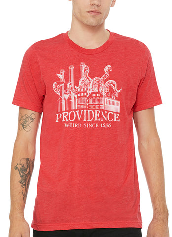 Providence Weird - Red