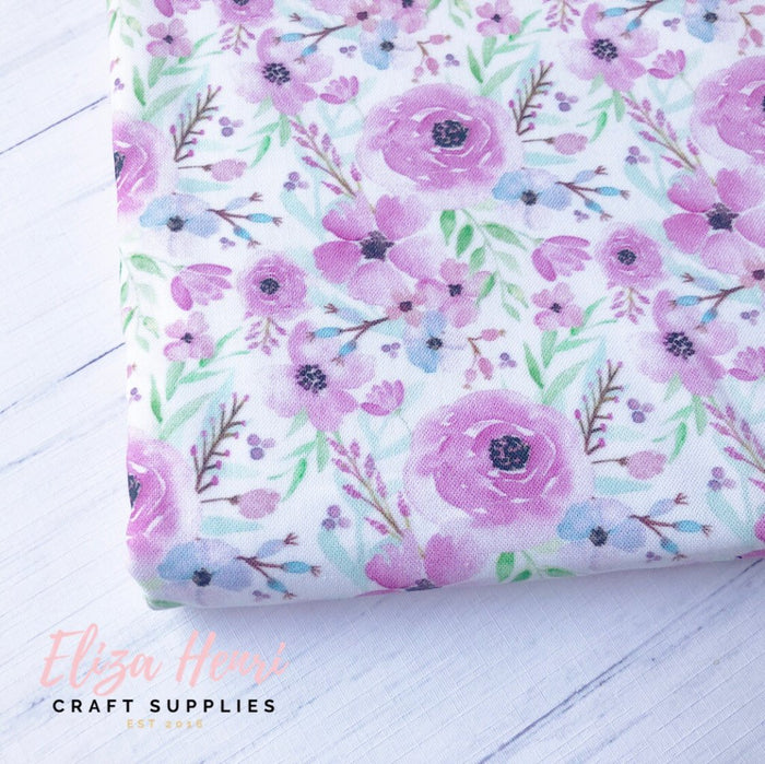 Floral Fabric felts