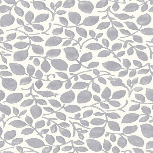 Cumbrian Vine - Grey -Hesketh House Liberty Fabric Felt 04775650Y