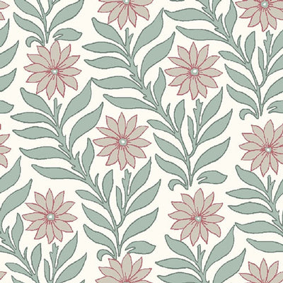 Sweet Marigold - Pink  -Hesketh House Liberty Fabric Felt 04775655Y