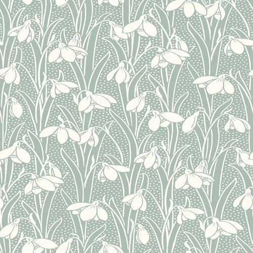 Hesketh - Sage -Hesketh House Liberty Fabric Felt 04775656X