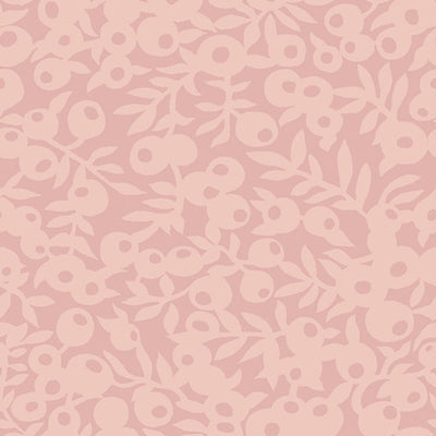 Wiltshire Shade - Pink -Hesketh House Liberty Cotton Fabric 04775657Y