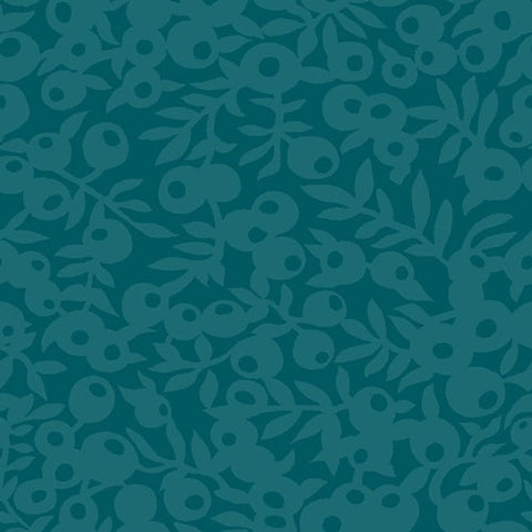 Wiltshire Shade - Forest Green -Hesketh House Liberty Fabric Felt 04775657Z
