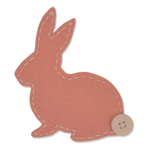 sizzix rabbit die cutter
