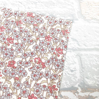 Chiltern Hill - Pink -Hesketh House Liberty Fabric Felt 04775658Y
