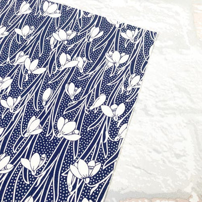 Hesketh - Dark Blue -Hesketh House Liberty Fabric Felt 04775656W