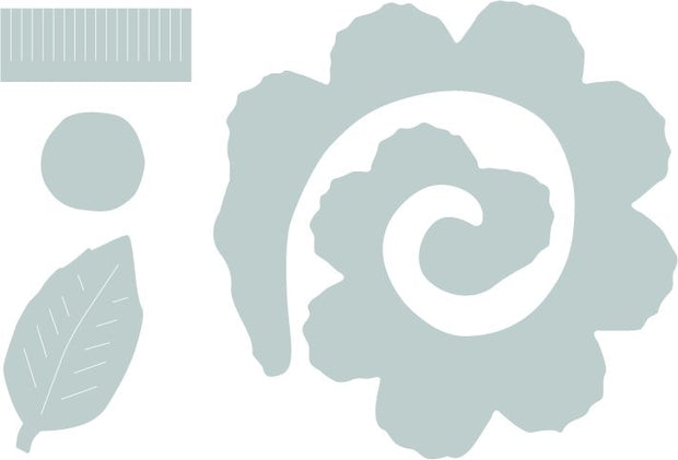 Sizzix Bigz Plus Die - 3D Flower 662628