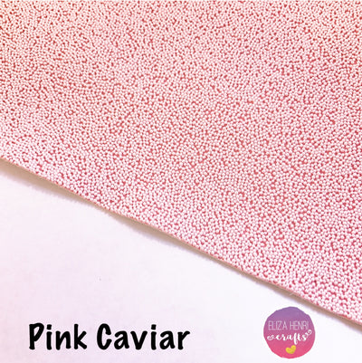 Pink Caviar Hundreds and Thousands Fabric