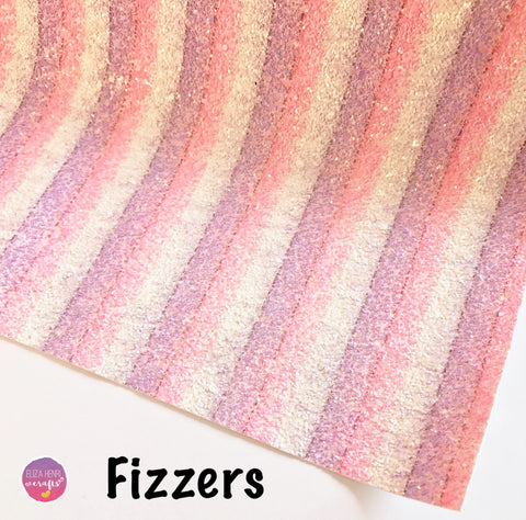Fizzers Chunky Glitter Fabric