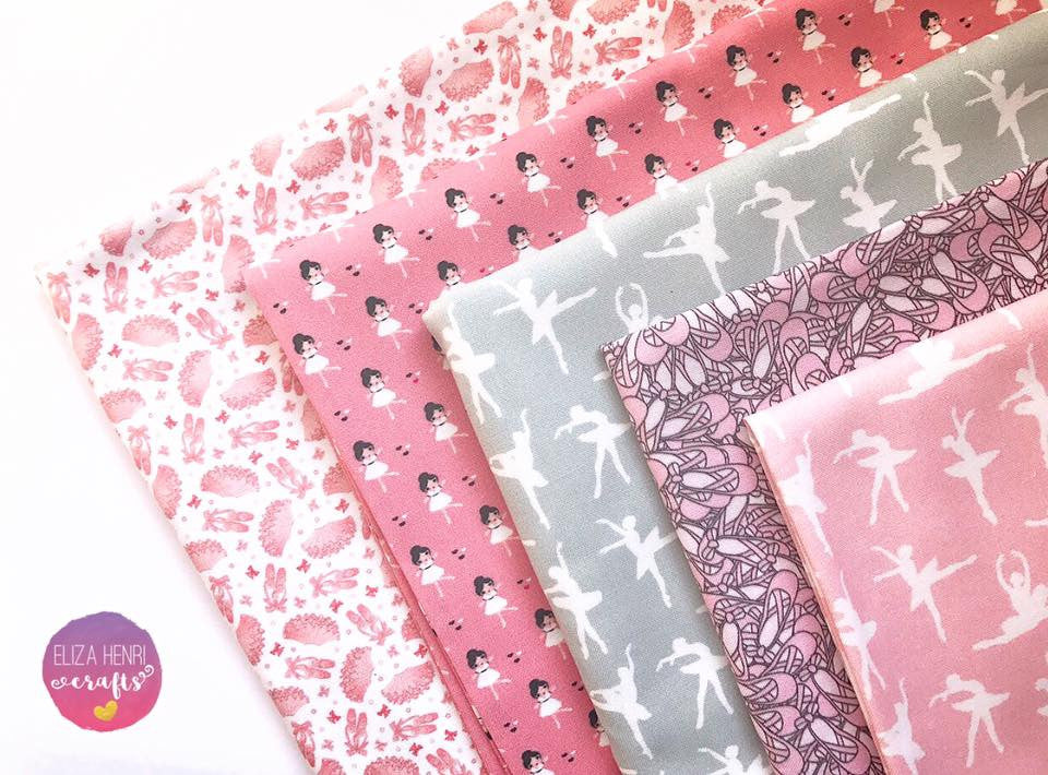 The Ballerina Collection- Luxury Artisan Fabric Felts