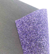 blueberry glitter fabric