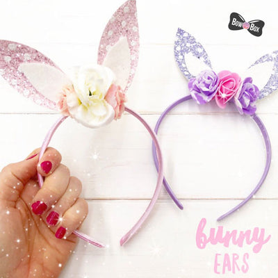 bunny ears die cutter bows