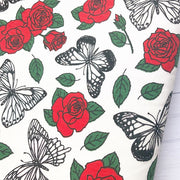 Butterflies Colour Change Fabric Felt