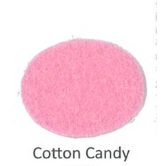 Cotton Candy Wool Blend Felt
