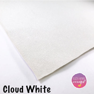White Suede Fabric