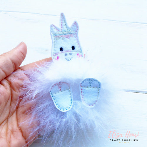 Upsy Unicorn- Fluffy Friends Felties