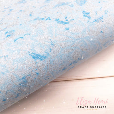 Fairy Frost Cotton Fabric- BOY