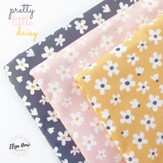Pretty Little Daisy Premium Artisan Fabric Felt Range