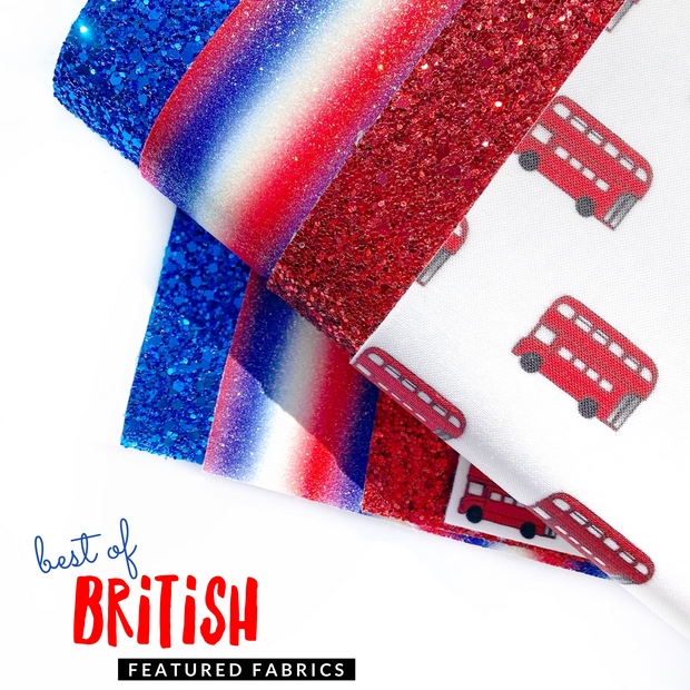 Best of British Collection- Beautiful Featured Fabric Collections