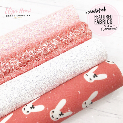 White Rabbit Collection- Beautiful Featured Fabrics