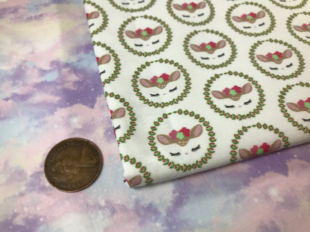 EXCLUSIVE Sleepy Fawn Fabric Felt